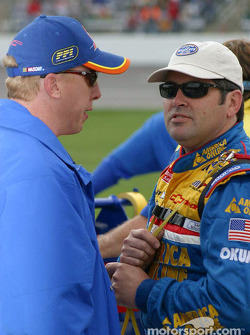 Ricky Craven and Jeff Green