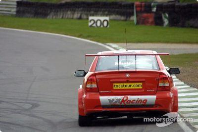 British Touring Car Championship media day