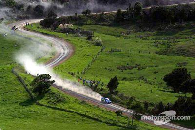 新西兰拉力赛