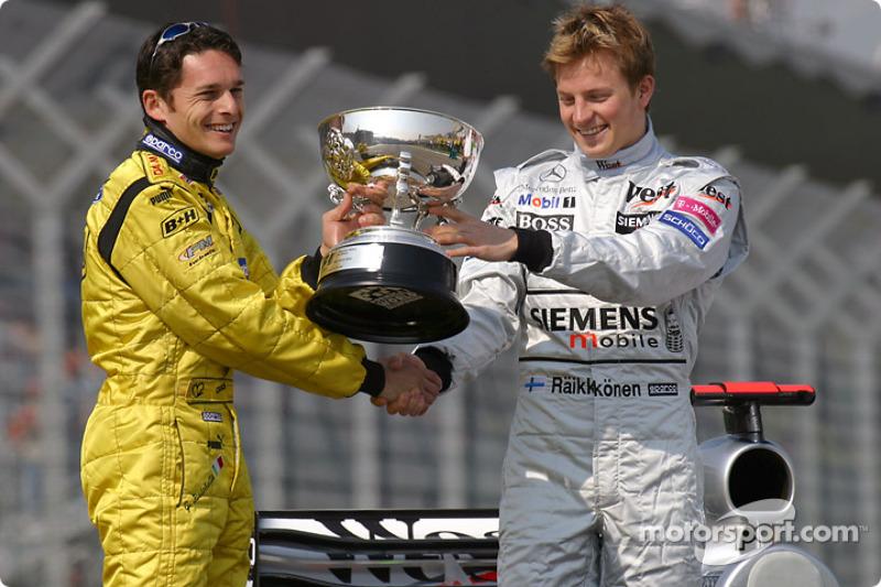 17. Giancarlo Fisichella - Letzter Sieg: Großer Preis von Malaysia 2006 für Renault