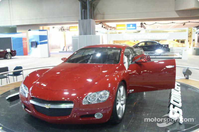 Chevy SS Concept At New York International Auto Show Automotive Photos - Thomas chevy car show