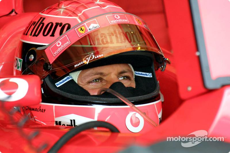 2003 Imola: Ferrari
