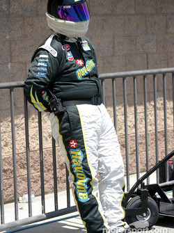 Chip Ganassi Racing pit crew
