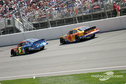 Terry Labonte and Mike Skinner