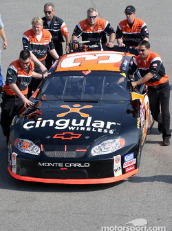 Richard Childress Racing crew members