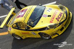 #78 PK Sport LTD Porsche 911 GT3 RS: Robin Liddell, David Warnock, Piers Masarati