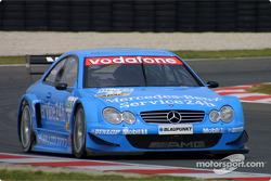 Patrick Huisman, Team Rosberg, AMG-Mercedes CLK-DTM 2002