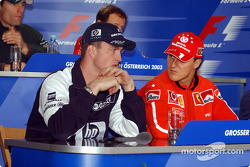 Thursday press conference: Ralf Schumacher and Michael Schumacher