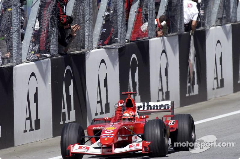 GP Österreich 2003