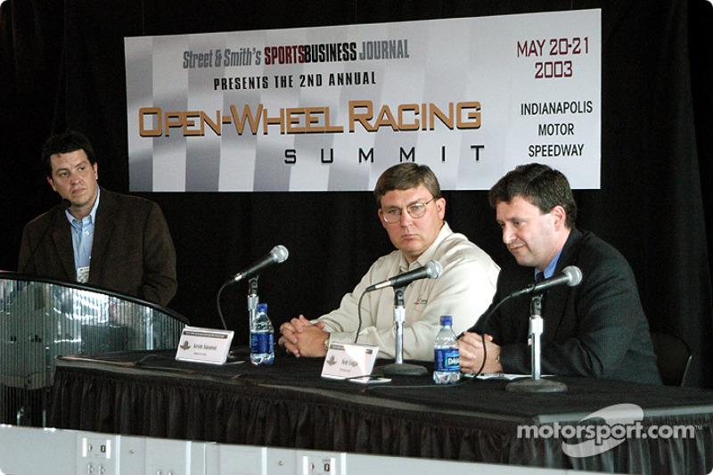 Bill King, Kevin Savoree and Ken Ungar