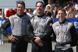 Team presentation: Marc Goossens, Jim Matthews, Christophe Tinseau