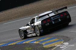 #50 Corvette Racing Gary Pratt Corvette-Chevrolet C5: Oliver Gavin, Kelly Collins, Andy Pilgrim