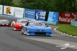 Start: #48 Heritage Motorsports Mustang: Tommy Riggins, David Machavern, Scott Lagasse