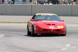 #50 Michael Baughman Racing Firebird: Ray Mason, Bob Ward
