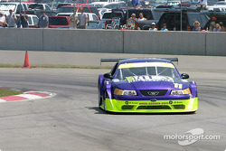 #11 ACS Express Racing Mustang: Mike Davis, Boris Said