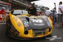 #92 DeWalt-Racesports Salisbury TVR Tuscan T400R