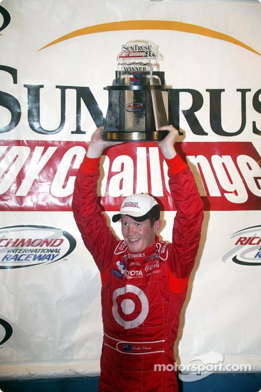 Scott Dixon, vainqueur