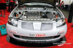 Eric Curran's #2 TeamRTR Nissan Sentra