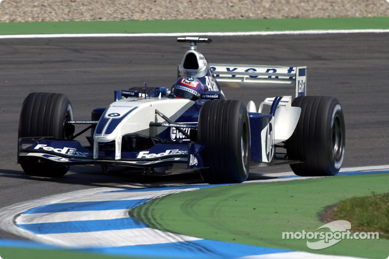 2003: Хуан-Пабло Монтойя, Williams FW25