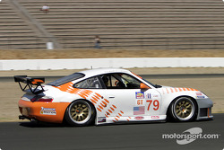 #79 J-3 Racing Porsche 911 GT3RS: Justin Jackson, David Murry