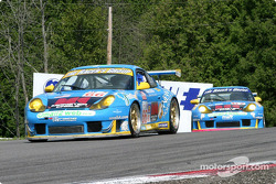 #66 The Racers Group Porsche GT3 RS: Kevin Buckler, Cort Wagner