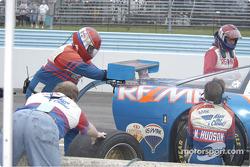 #05 Team Re/Max Corvette