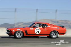 #57 1970 Boss 302 Mustang