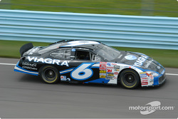 Mark Martin on course