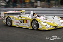 Team Goh Audi R8: Seiji Ara, Tom Kristensen