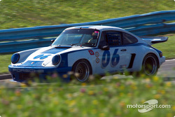#06 1975 Porsche 911RSR, owned by Skott Burkland