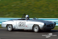 #190 1955 Mercedes 190SL, owned by Doug Radix
