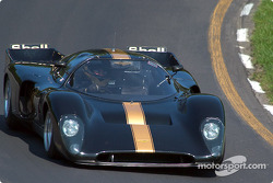 #49 1969 Chevron B16, owned by Michael Zappa