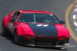 #11 DeTomaso Pantera, owned by Rick Bell