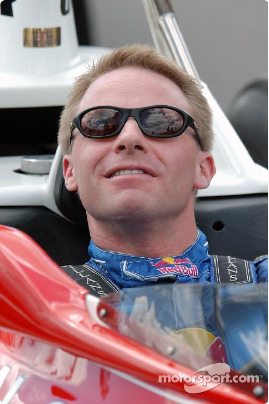 David Donohue dans la Penske PC1 de son père
