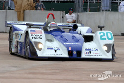 #20 Dyson Racing Team Lola EX257/AER: Christopher Dyson, Andy Wallace