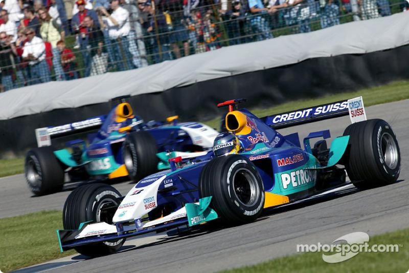 2003: Sauber-Petronas C22