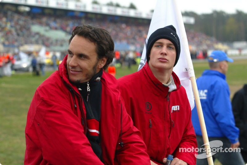 Drivers presentation: Laurent Aiello and Peter Terting