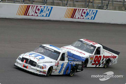 Ted Musgrave and Carl Edwards