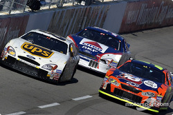 Dale Jarrett, Terry Labonte and Jeff Burton