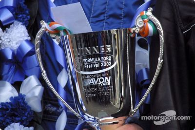 Le Festival Formule Ford à Brands Hatch en 2003