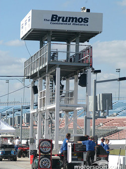 Tower at Daytona International Speedway
