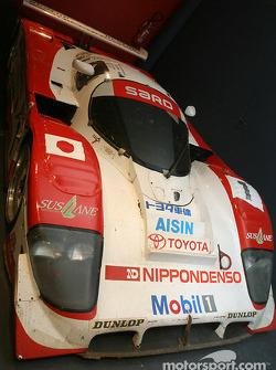 1993 Toyota 93C-V