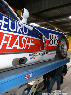 #86 Larbre Competition Chrysler Viper GTSR