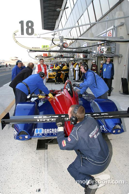 #18 Intersport Racing Field Lola EX257/AER: Jon Field, Duncan Dayton, Larry Connor