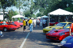 Ferrari area
