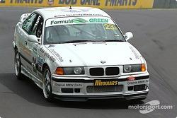#23 Bruce Lynton BMW BMW M3R: Beric Lynton, Bruce Lynton, Jamie Cartwright, Matthew Jackson