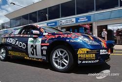 #31 Colin Osborne Toyota Celica SX: Steven Borness, Ash Samadi, David Ratcliff