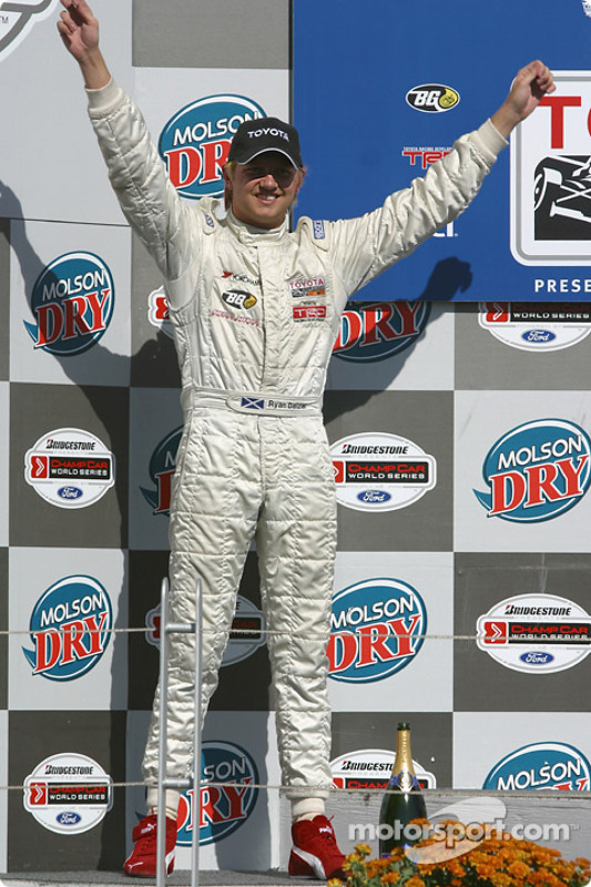 Podium : Ryan Dalziel