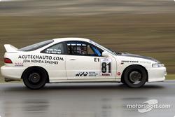 #81 Acutech Racing: RJ Reeves, Niki Tam, Ali Arsham