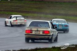 La n°25 du Bullet Motorsports pilotée par Vic Pineschi, Roy Klaus Kindor, Gil Caravantes et Rich Elliot